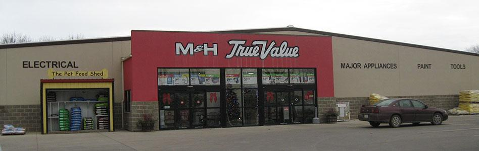 M&H True Value Hardware Store