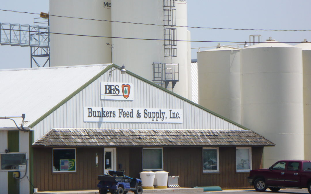 Bunkers Feed & Supply, Inc.